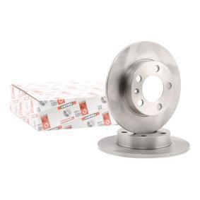 2Q0615601H für VW, AUDI, SKODA, SEAT, Bremsscheibe FERODO (DDF929) Online-Shop