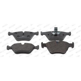 FERODO Bremsbelagsatz, Scheibenbremse 34111163953 für BMW bestellen