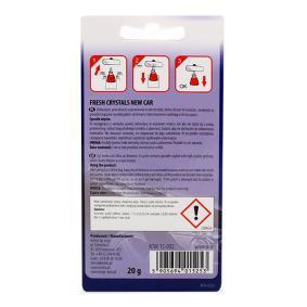 15-002 Air freshener for vehicles