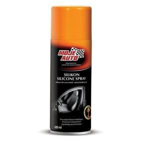 MOJE AUTO 19-031 Producto para lustrar materiales de goma para auto