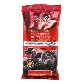Салфетки за почистване на ръце за автомобили от MOJE AUTO: поръчай онлайн