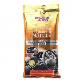 19-068 Hand cleaning wipes for vehicles