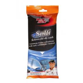 Hand cleaning wipes for cars from MOJE AUTO - cheap price