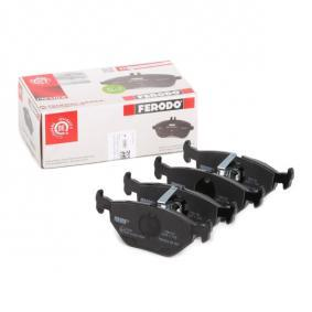 93194192 für OPEL, BMW, SAAB, ROVER, MG, Bremsbelagsatz, Scheibenbremse FERODO (FDB1301) Online-Shop