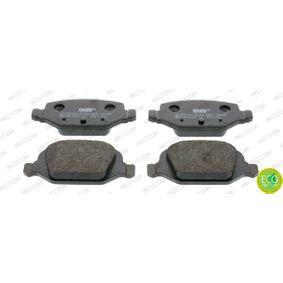 Pastillas de freno FERODO (FDB1324) para FIAT PUNTO precios