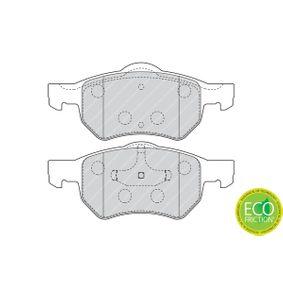 FERODO Bremsbelagsatz, Scheibenbremse 5015365AA für ALFA ROMEO, JEEP, CHRYSLER, DODGE bestellen