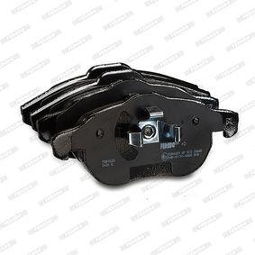 93185751 für OPEL, RENAULT, FIAT, HONDA, CHEVROLET, Bremsbelagsatz, Scheibenbremse FERODO (FDB1520) Online-Shop