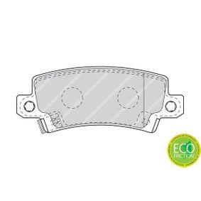 FERODO Bremsbelagsatz, Scheibenbremse 0446602040 für TOYOTA, LEXUS, WIESMANN bestellen