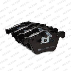 30769125 für VOLVO, SATURN, Bremsbelagsatz, Scheibenbremse FERODO (FDB1631) Online-Shop