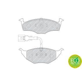 FERODO Bremsbelagsatz, Scheibenbremse 8Z0698151 für VW, AUDI, SKODA, SEAT bestellen