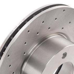RIDEX Bremsscheibe (82B2428) niedriger Preis