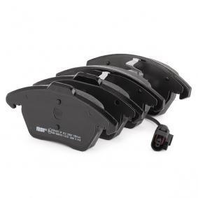 FERODO FDB1641 Kit de plaquettes de frein, frein à disque OEM - 8J0698151C AUDI, SEAT, SKODA, VW, VAG, A.B.S., AP, OEMparts à bon prix