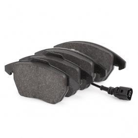 FERODO Kit de plaquettes de frein, frein à disque (FDB1641) à bas prix