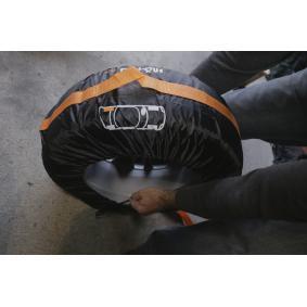 SNO-PRO Juego de fundas para neumáticos 145