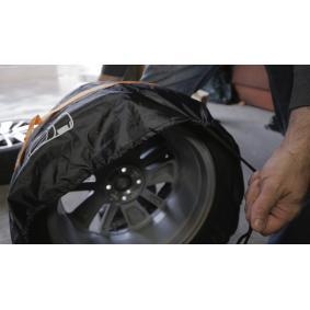 SNO-PRO 145 Kit de sac de pneu