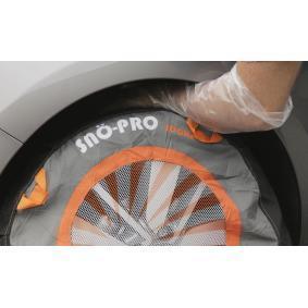 SNO-PRO Kit de sac de pneu 107 en promotion