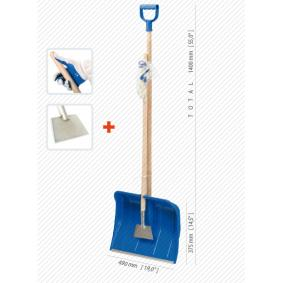 Snow shovel for cars from SNO-PRO - cheap price