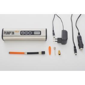 Vzduchový kompresor pro auta od PUMP'IN: objednejte si online