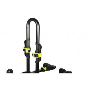 1037 Bicycle Holder, rear rack for vehicles