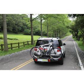 1038 Стойка за велосипед, заден багажник за автомобили