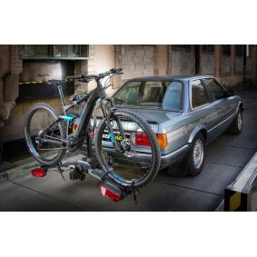 1043 Bicycle Holder, rear rack for vehicles