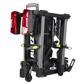 1044 Bicycle Holder, rear rack for vehicles