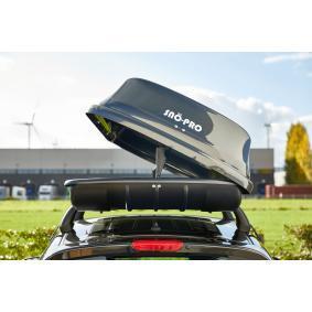 217 Μπαγκαζιέρα οροφής για οχήματα