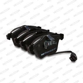 1K0698151B für VW, AUDI, FORD, SKODA, NISSAN, Bremsbelagsatz, Scheibenbremse FERODO (FDB1765) Online-Shop