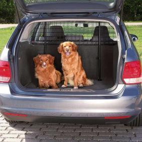 Предпазна мрежа, багажно- / товарно отделение за автомобили от TRIXIE - ниска цена