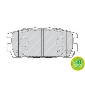 FERODO Bremsbelagsatz, Scheibenbremse 58302H1A00 für TOYOTA, HYUNDAI, KIA bestellen