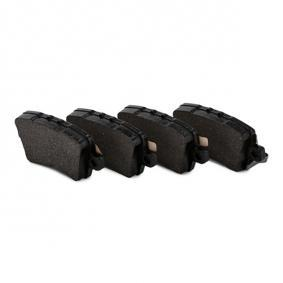 FERODO Brake pad set (FDB1862)