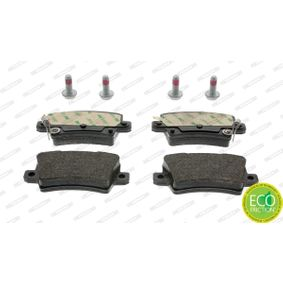 Brake pads FERODO (FDB1862) for HONDA CIVIC Prices