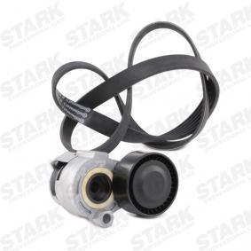 STARK SKRBS-1200169 Keilrippenriemensatz OEM - 1172000Q1K AWD, NISSAN, INFINITI, NPS günstig