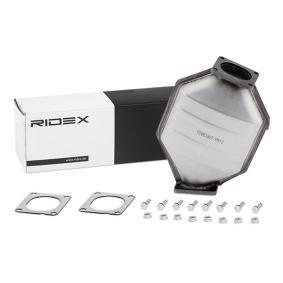 X3 (E83) RIDEX Dieselpartikelfilter 1256S0023