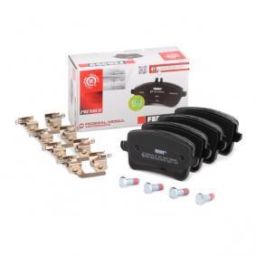 8K0698451C für VW, AUDI, SKODA, SEAT, Bremsbelagsatz, Scheibenbremse FERODO (FDB4050) Online-Shop