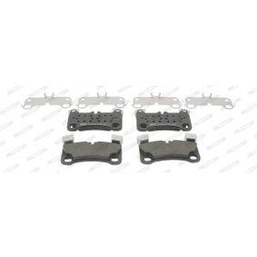 Bremsbelagsatz, Scheibenbremse FERODO Art.No - FDB4065 kaufen