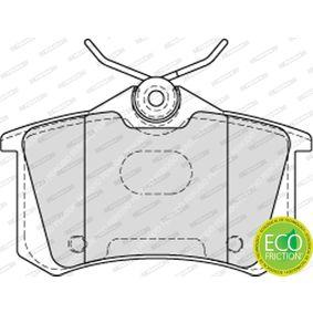 1J0698451K für VW, AUDI, FORD, RENAULT, PEUGEOT, Bremsbelagsatz, Scheibenbremse FERODO (FDB4178) Online-Shop