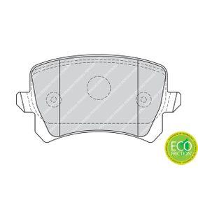 FERODO Bremsbelagsatz, Scheibenbremse 3C0698451C für VW, AUDI, SKODA, SEAT bestellen
