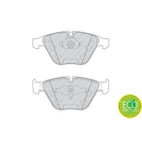 Bremsbelagsatz, Scheibenbremse FERODO Art.No - FDB4221 OEM: 24161 für ROVER kaufen