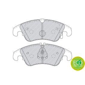 FERODO Bremsbelagsatz, Scheibenbremse 1567730 für VW, FORD bestellen