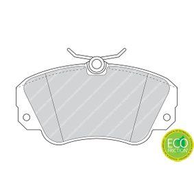 FERODO Bremsbelagsatz, Scheibenbremse 1605004 für OPEL, CHEVROLET, SAAB, CADILLAC, VAUXHALL bestellen