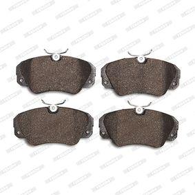 FERODO Bremsbelagsatz, Scheibenbremse (FDB686) niedriger Preis