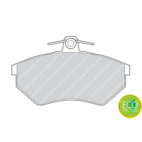 FERODO Bremsbelagsatz, Scheibenbremse 357698151D für VW, AUDI, SKODA, SEAT bestellen