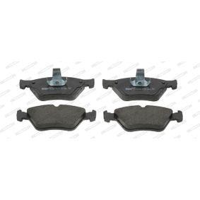 Bremsbelagsatz, Scheibenbremse FERODO Art.No - FDB901 OEM: 90443873 für OPEL, SUZUKI, CHEVROLET, SAAB, VAUXHALL kaufen