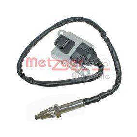 METZGER Nox Sensor 0899188