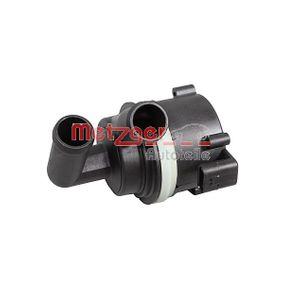 METZGER Vodní cirkulační čerpadlo, nezávislé vytápění 2221054