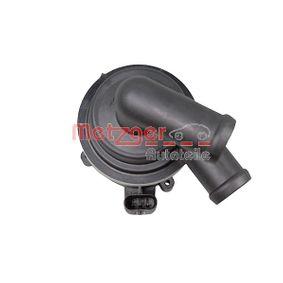 Vodní cirkulační čerpadlo, nezávislé vytápění 2221054 METZGER