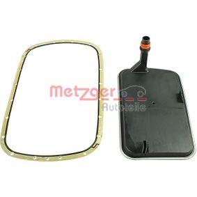 METZGER Getriebe Filter 8020052