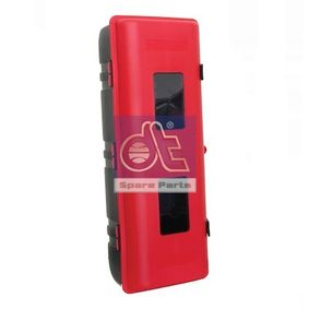 Motorfordonshållare, brandsläckare för bilar från DT: beställ online