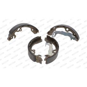 Bremsbackensatz FERODO Art.No - FSB565 OEM: 1075549 für FORD, MAZDA kaufen